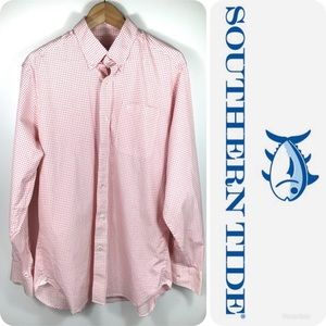 LIKE NEW SOUTHERN TIDE Checkered Short Sz M $130!